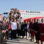 У Албании появилась собственная авиакомпания