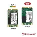 Transcend представляет новые твердотельные mSATA-накопители для портативных устройств