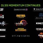 Новые игры с поддержкой DLSS