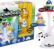 Юг-Контракт стал дистрибьютором уникальных для украинского рынка музыкальных игрушек Tweet Beats