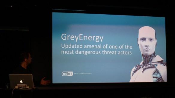 GreyEnergy ESET