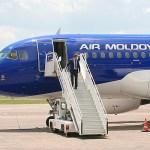 Air Moldova перешла под контроль румынского лоукостера Blue Air