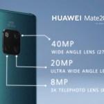 Huawei представляет новые смартфоны линейки Huawei Mate 20