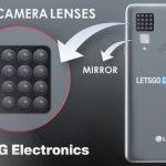 LG запатеновала телефон с 16 задними камерами!