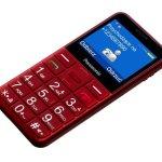 Panasonic KX-TU150 — новый мобильный телефон для пожилых людей
