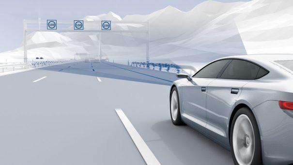 автономное движение от Bosch