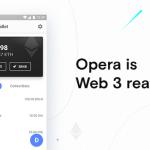 Opera выпускает первый Android-браузер с поддержкой Web 3