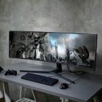CRG9 и UR59C — Samsung представляет новые мониторы 2019 года