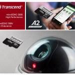 Transcend выпускает карты памяти microSDXC 330S и 350V High Endurance