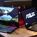 Игровые ноутбуки ASUS ROG Zephyrus S и ROG Strix SCAR II представлены в Украине