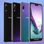 Бюджетный смартфон с большим дисплеем: DOOGEE Y7
