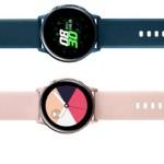 Samsung Galaxy Watch Active — уже в Украине