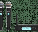 Беспроводной микрофон Ritmix RWM-222