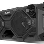 «Суровая» портативная акустика SVEN PS-490