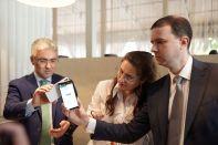 Visa запустила в Украине Tap to Phone