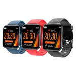 SMARTERRA FitMaster AURA — умные часы с большим ярким цветным экраном