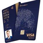 Visa Signature стартует в Украине