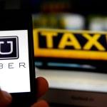 Uber начал сообщать о скорости и сотрудничать с украинской полицией
