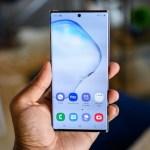 Новый флагман Samsung Note 10 Plus