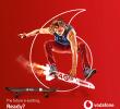 Vodafone расширил 4G покрытие