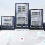 Huawei представил 16 новых моделей CloudEngine серии S