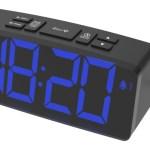 Новая стильная модель радиочасов от Ritmix RRC-1820
