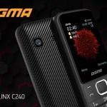 Новый стильный мобильный телефон LINX C240 от DIGMA