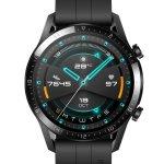 Huawei Watch GT 2 получили стеклянный безрамочный 3D-экран и чип Kirin A1