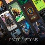 Razer предлагает чехлы для смартфонов в дизайне игр-блокбастеров