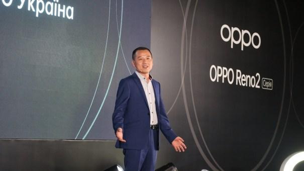 OPPO - Генри Ван Henry Wang