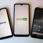 Nokia 2.2, Nokia 3.2 и Nokia 4.2: схожесть и различие