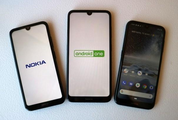 Nokia 2.2, Nokia 3.2 и Nokia 4.2