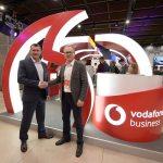 Vodafone подключается к Kyiv Smart City