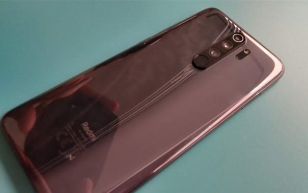 Xiaomi Redmi Note 8 Pro камера