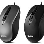 Бесшумная компьютерная мышь SVEN RX-520S