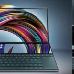 Ноутбуки ASUS Zenbook Duo UX481 с двумя дисплеями — уже на складе Юг-Контракт