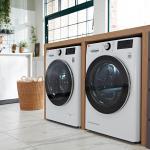 LG анонсировала новую стиральную машину с искуственным интелектом