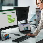 Для 71% компьютер остается основным рабочим инструментом