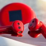 Huawei FreeBuds 3 появились в красном цвете
