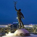 Статистика Международного аэропорта «Киев». Январь 2020