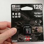 А почему именно IRDM by GOODRAM 128 GB?
