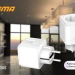 DIGMA DiPlug 200s: умная розетка с элегантным дизайном