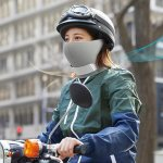 Panasonic AiryTail — футуристическая маска для очистки воздуха