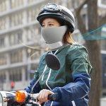 Panasonic AiryTail – футуристическая маска для очистки воздуха
