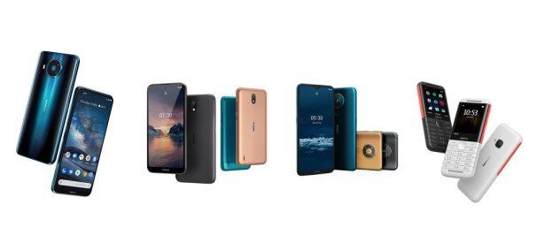 телефоны, смартфоны Nokia
