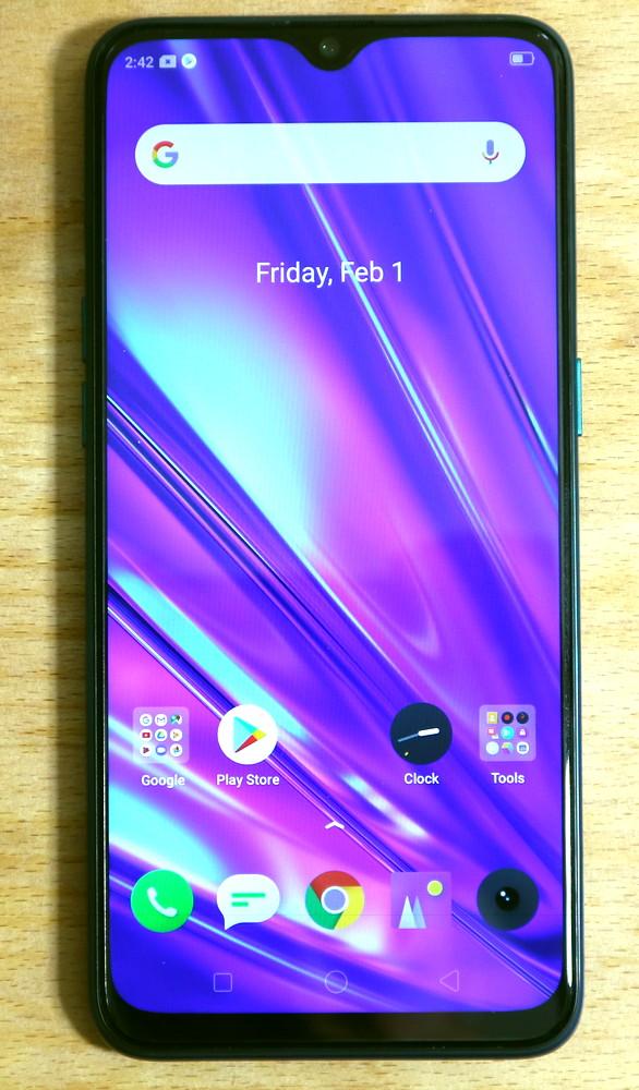 "6,3"" LCD дисплей realme 5 pro"