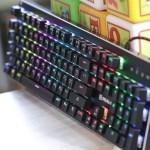 REAL-EL M47 RGB – компактная механическая клавиатура с RGB-подсветкой и не только!