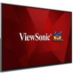 Коммерческие дисплеи ViewSonic серии CDE20 доступны для заказа