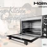 Новая конвекционная печь Holmer