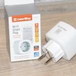 ColorWay CW-SP1A-PTM – «умная» розетка с IFTTT и мониторингом расхода электроэнергии